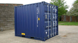 10 ft shipping container in Edmond