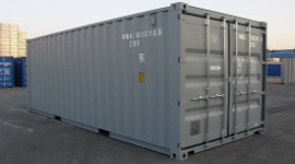20 ft shipping container in Boulder City